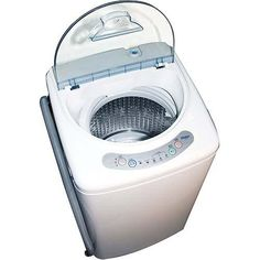 Haier 1.0 Cubic Foot Portable Washing Machine - Walmart.com