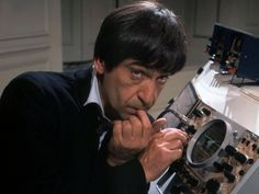 Patrick Troughton The 2nd Doctor - The Ice Warriors