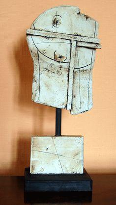 Christy Keeney -  Head I, ceramic