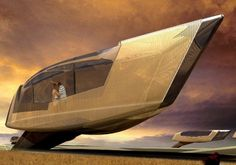 Tornado proof house, disaster proof design, 10 designs, futuristic homes. Futuristic Home, Futuristic Architecture, Architecture Details, Futuristic Design, Tornados, Cantilever Architecture, Kinetic Architecture, Architecture Magazines, Unusual Homes