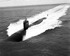 Los Angeles-class USS Albany (SSN-753)