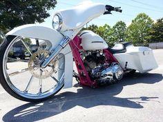 Kurtz Customs bike.