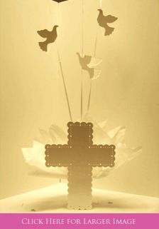 1000 Images About First Communion Centerpieces On