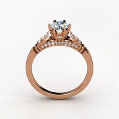 Elizabeth Ring! :) MaMa, Mom, and I all share the same middle name!!!