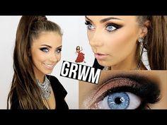 GRWM Night Out | Danielle Mansutti ♡ - YouTube