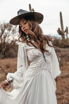 Lace Bridal, Bridal Gowns, Wedding Gowns, Lace Wedding, Western Wedding Dresses, Bohemian Wedding Dresses, Western Weddings, Bohemian Weddings, Indian Weddings