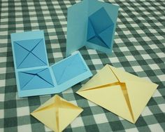 foldables...four corners book