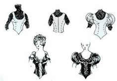 1870's - 1890's Ball Gown Bodice Pattern by Wingeo, http://www.amazon.com/dp/B002D9MWPM/ref=cm_sw_r_pi_dp_Cm5qqb0MFXETS