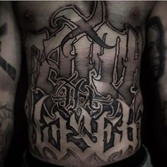Tattoo Lettering Design, Tattoo Designs, Foto E Video, Photo And Video, Tattoo Stencils, Alphabet, Fonts, Calligraphy, Ink