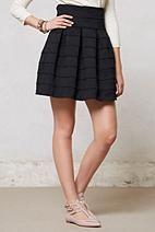 Ponte Bell Skirt - Anthropologie.com
