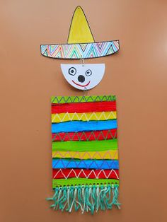 Mexico Crafts, Theme Carnaval, Centre, Arts, Quilling, Cool Kids, Palette, Animation, Activities