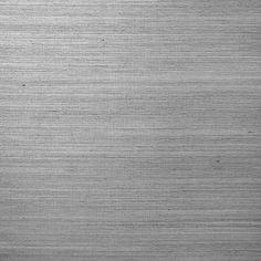 Grasscloth Wallpaper in Grey