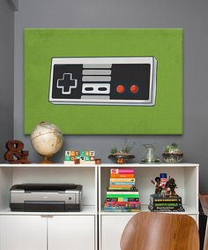 Love this Ginger Grab Your Sticks Wrapped Canvas on #zulily. I could easily do this!!