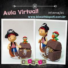 Aula Virtual - Piratinha - Biscuit da Pati