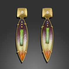 Sunrise Earrings - Amy Roper Lyons