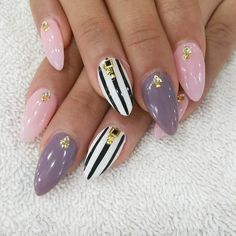 Beautiful Simple Nail Art Designs 2018 - Reny styles