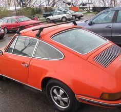 Porsche 911 roof rack