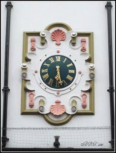 Ipswich Town Centre Clock