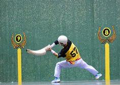 Ft. Pierce Jai-Alai (Bo Chambers) Tags: usa game sport ball florida fort fast…