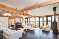 Country Home Design Style in Cozy Sensation: Wooden House