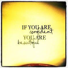 #Confident #quote