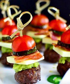 Ekmek olmadan da hamburger yapmanın en güzel yolu!