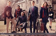 Tommy Hilfiger 7 Tommy Hilfiger – collection automne hiver 2013 2014