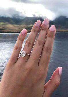 Dream Engagement Rings, Engagement Ring Settings, Vintage Engagement Rings, Oval Gold Engagement Ring, Different Engagement Rings, Moissanite Engagement Rings, Halo Engagement, Traditional Engagement Rings, Expensive Engagement Rings