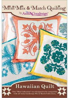 Anita Goodesign Hawaiian Quilt