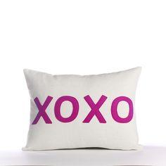 "XOXO 10"" x 14"""