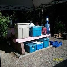 Things To Take Camping  great organizing ideas