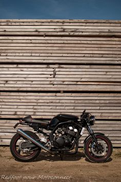 FZS 600 FAZER Cafe Racer