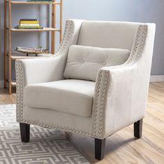 Mercury Row Percy Club Chair & Reviews   Wayfair