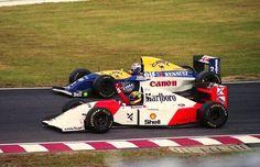 Senna & Prost