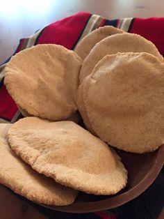 Cómo hacer pan de pita integral en casa