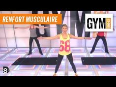 Abdos Fessiers - Renforcement musculaire 96 - YouTube