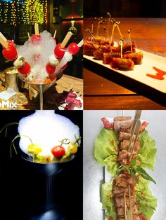 Visiting the #1 Molecular Mixology bar in Athens, Greece? Be sure to taste uur unique #fingerfood choices: Exquisite fresh mozzarella on a stick with pesto, tomato and salt air, along with dried roquefort stuffed with bacon served with sweet red pepper. 🍹 📍   See you in Athens Greece(Kerameikos, Keleou 1-5) Info & Reservations: +30 697 435 0179  #traveldestination #travelideas #MoMixBar #MolecularMixology #cocktails #cocktail #cocktailbar #Athens #instaMoMix #moleculargastronomy… Mixology Bar, Sweet Red Pepper, Fresh Mozzarella, Athens Greece, Molecular Gastronomy, Confectionery, Bartender, Cocktails, Stuffed Peppers