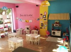 Ανακαλύψαμε το νέο χώρο δημιουργικής απασχόλησης που θα αγαπήσουν γονείς και παιδιά! | InfoKids