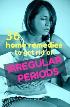 Natural Remedies For Menstrual Cramp home-remedies-to-get-rid-of-irregular-periods - If you want to know how to get regular periods then we got you covered. Our home remedies for irregular periods will help promote normal menses and menstruation. Period Remedies, Cough Remedies, Holistic Remedies, Herbal Remedies, Health Remedies, Cramp Remedies, Natural Headache Remedies, Natural Home Remedies, Irregular Menstrual Cycle