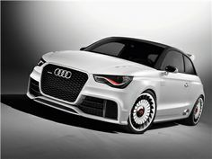 Audi A1 clubsport quattro, 2011