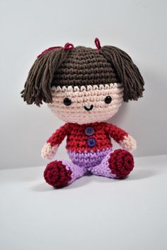 Free Amigurumi Doll Patterns In English : 1000+ images about Free Amigurumi English Pattern 2 on ...