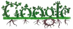 Happy St. Patrick's Day! Doodle designed by Doodle 4 Google Ireland winner Evan O'Sullivan Glynn - 2009