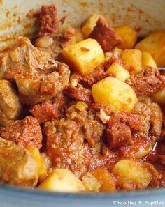 Une recettede sauté de veau que l'on retrouve très souvent sur les forums de cuisine. Il me semble que la source originale est Ipanama. En tout cas nous sommes nombreuses à l'avoir fai…