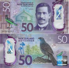 New Zealand currency New Zealand Dollar, Folding Money, Money Notes, Old Money, Native Indian, Character Art, History, Bank Deposit, World