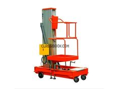 listing Single Mast Aluminum Lift is published on FREE CLASSIFIEDS INDIA - http://classibook.com/content-creation-in-bombooflat-27507