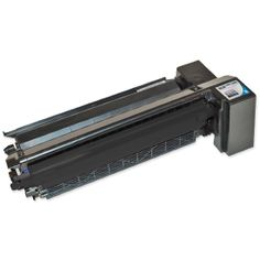 Remanufactured Lexmark High Yield Cyan Laser Toner Cartridge For The & Printers Printer Cartridge, Laser Toner Cartridge, Laser Printer, All In One, Printers, Color, Black, Black People, Colour