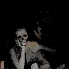 I get to drop acid tomorrow Olgierd Von Everec, Grunge, Necromancer, Character Aesthetic, Greek Gods, The Victim, Horror Art, Macabre, Dark Art