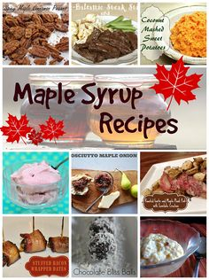 When you think Canadian food, what comes to mind? Poutine, back bacon (or Canadian bacon according to our American friends), pemmican? Maybe beer? I bet most of us would say maple syrup though. After all, the maple leaf is emblematic of this great nation! Did you know that Canada produces over 80% of the world's …
