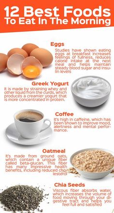 12 Best Foods to Eat in the Morning Healthy Dog Treats, Healthy Snacks, Healthy Recipes, Eating Eggs, Good Foods To Eat, Big Meals, Dog Recipes, Health Eating, Healthy Living Tips