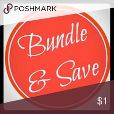 Make an offer on your bundle! Make an offer on your bundle and save even more! An automatic 20% off 2 or more items is applied, but try me and I can probably make you a better deal! Other
